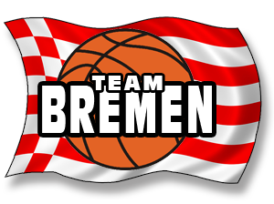 Basketball-Kader Team Bremen