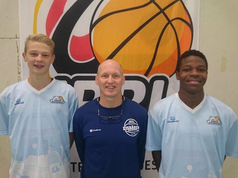 2 JBBL-Spieler zur Sichtung in die U16 Nationalmannschaft